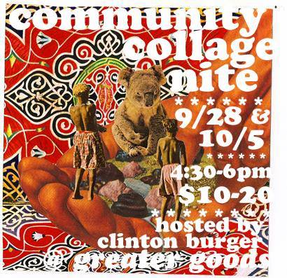 community collage