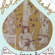 folk steady june