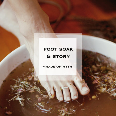 footsoak