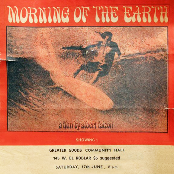 Morning of the Earth Film