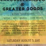 carousel candeo fundraiser